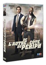 DVD *** DE L'AUTRE COTE DU PERIPH *** avec Omar Sy, Laurent Lafitte, ... (neuf)