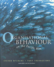 Organisational Behaviour on the Pacific Rim by Steven Lattimore McShane (Paperba
