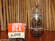 Vintage RCA 6JS6  Stereo Tube Results = 4300