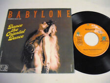BABYLONE Dance The Oriental Dance 7""