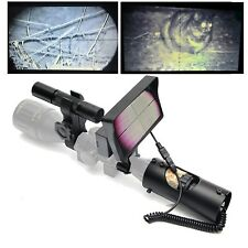Bestsight DIY Rifle Night Vision Scope with CCD and Flashlight for Riflescope...