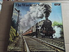 THE WORLD OF STEAM LP  argo (oval) SPA-A 103