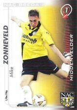 All Stars TCG 2005/2006 Trading Card 173 Mike Zonneveld NAC Breda