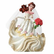 Disney Haute Couture Belle Wedding Figurine