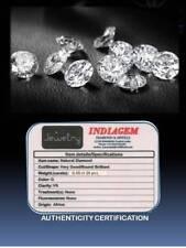 Lotto 26 diamanti taglio brillante tot. 0,45 ct
