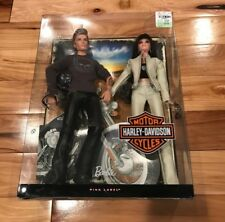 Harley Davidson Barbie Ken Gift Pink Label 2009 American Favorites NRFB R9911
