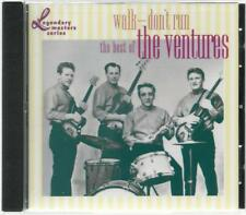 THE VENTURES CD The Best Of 25 Tracks + Interview + Radio Spots-Rare-SEALED !!
