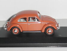 Vanguards,VA01207, VOLKSWAGON BEETLE,IN CORAL OVAL REAR WINDOW SALOON LTD 1000