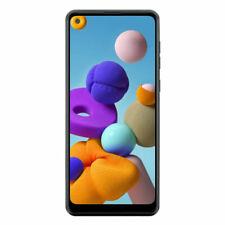 Samsung Galaxy A21 - (A215U) - MetroPCS by T-Mobile  Quad Camera