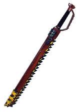 Kettensägenschwert LARP Schwert Waffe Polsterwaffe