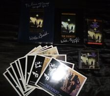 """WILLIAM FRIEDKIN x6 Authentic Hand-Signed""""THE EXORCIST-VHS BOX SET""""(EXACT PROOF)"""