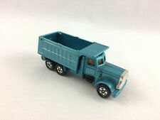 Vintage 1978 Tomica American Blue Dump Truck Japan 1/98 Scale - USED, Free Ship
