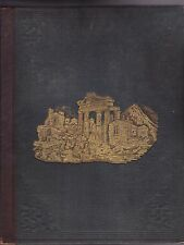 SHAW'S CIVIL ARCHITECTURE...By Edward Shaw: 1852, Sixth Edition, Revised. RARE