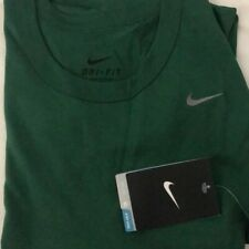 Green Nike team issue Performance t-shirt - Womens L