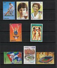 Briefmarken Olympische Spiele 1996 Lieberia postfrisch 1 Satz