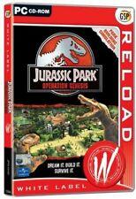Jurassic Park - Operation Genesis - PC CD-ROM