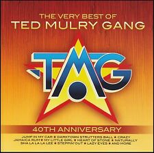TED MULRY GANG - THE VERY BEST OF: 40th ANNIVERSARY CD ~ TMG GREATEST HITS *NEW*