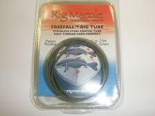 Rig Marole Freefall Rig Tubing 70cm GREEN Carp fishing