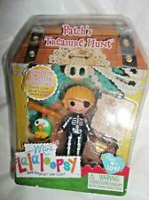 Mini Lalaloopsy Patch's Treasure Hunt #7 of Series 5-HARD TO FIND&FREE SHIPPING