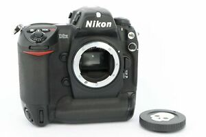 NIKON D2H - Body Only Shutter Count 6298 - Faulty Shutter & Meter - Professio...