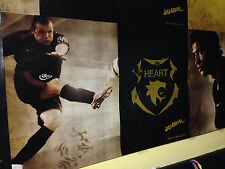 Wayne Rooney Poster 1 NIKE - Joga Bonito-2006 (Ronaldo Henry Manchester United )