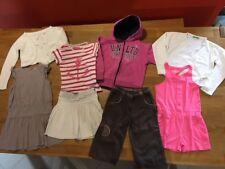 Lot fille 5 ans - Robe, ensembles, gilets, sweat, combishort....
