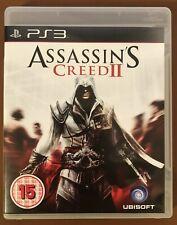 Assassins Creed II Sony Playstation 3