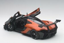 Autoart McLAREN P1 GTR VOLCANO ORANGE 2015 1/18 Scale New Release!