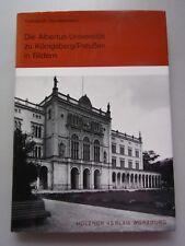 Albertus-Universität zu Königsberg / Preussen in Bildern 1966