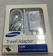 Fast Adaptive Rapid Wall Travel Charger Combo For Samsung Galaxy Smartphones