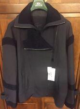 Lacoste Women Size 8 40 Jacket Coat Blue Double Zip $750 BF9005