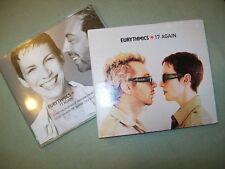 Eurythmics         PROMO CD LOT              17 Again