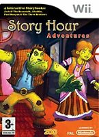 Wii Story Hour Adventures  Including Manual