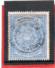 Antigua GV  1908-17 2.1/2d blue sg 46a Used