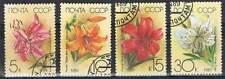 CCCP / USSR gestempeld serie - Orchideeën (012)