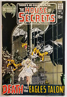 House Of Secrets #91 FN- 1971 Bronze Age DC Comics Neal Adams Wally Wood Art
