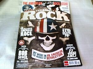 1 Classic Rock Magazine Sep 2013 Issue 188-AMERICAN ROCK ISSUE Cover- Ginger Etc