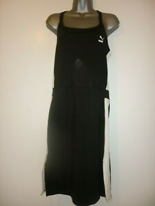 Black white dress by Puma in size L UK14 BNWT