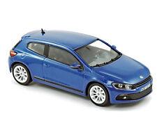 NOREV 840182 Volkswagen Scirocco 2008 - Blue Metallic 1:43 suberb detail