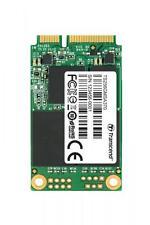 256GB Transcend Premium mSATA MSA370 Solid State Disk SATA III 6Gbps