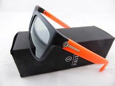 Electric KNOXVILLE Sunglasses Mod Warm Red - OHM Grey Silver Lens