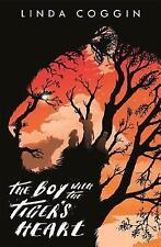 The Boy with the Tiger's Heart, Very Good, Linda Coggin Book