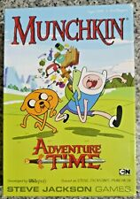 Munchkin Adventure Time - card game, 3-6 people, age 10+