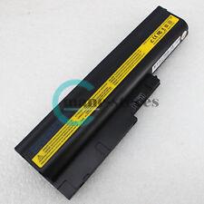 Battery for Lenovo IBM ThinkPad R60e R61e R61i T60p T61p SL400 SL500 R500 W500