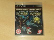 Bioshock Ultimate Rapture Edition PS3 Playstation 3 **FREE UK POSTAGE**