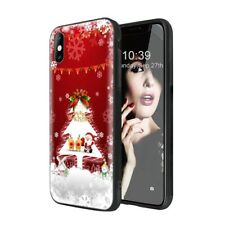 Christmas Tpu Silicone Phone Case iPhone XR