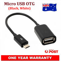 Micro USB OTG Adapter Cable For Samsung Huawei Oppo Xiaomi LG Sony HTC ASUS Cord