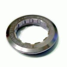 gobike88 TOKEN Lock Ring for Shimano Cassette, 11T, Silver, 013
