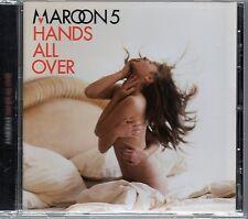 MAROON 5 - Hands All Over - CD Album