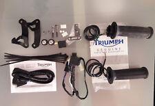 Genuine Triumph Tiger 800 / 800XC Heated Grips Kit A9638058